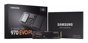 Ssd M.2 1tb Samsung 970 Evo Plus Nvme Let 3500 Mbs Nt Fiscal