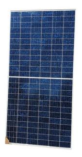 Painel Placa Solar 350w Canadian Policristalino 144 Half Cel