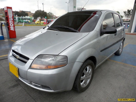 Chevrolet Aveo Mt 1600
