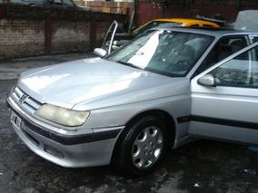 Peugeot 605 Frances. Liquido Urgente Por Viaje