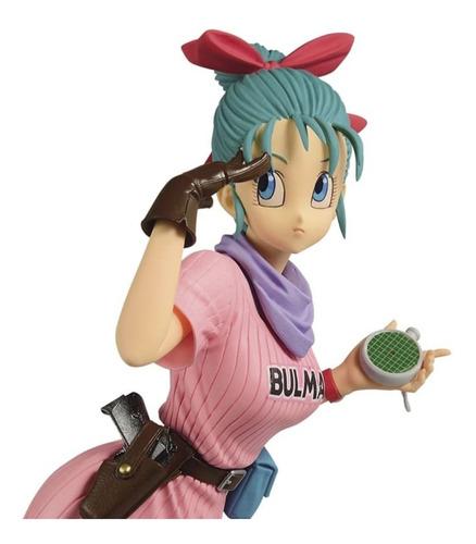 Imagem 1 de 6 de Boneco Dragon Ball Bulma Glitter & Glamours Banpresto