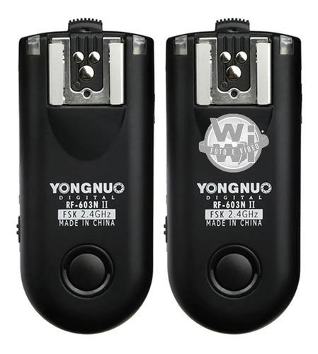 Radio Yongnuo Rf603n Ii