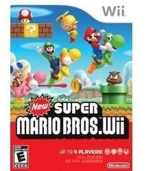 New Super Mario Bross Wii Envio Gratis