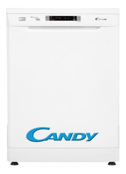 Lavavajillas Candy Kcdpa 7512hw Blanco 12 Prog 15 Cubiertos