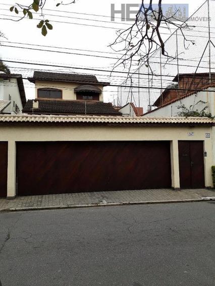 Sobrado Residencial À Venda, Vila São Paulo, São Paulo. - So0217