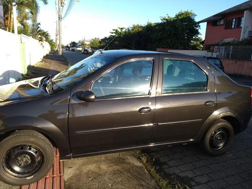 Renault Logan 2011 1.6 Expression Hi-torque 4p