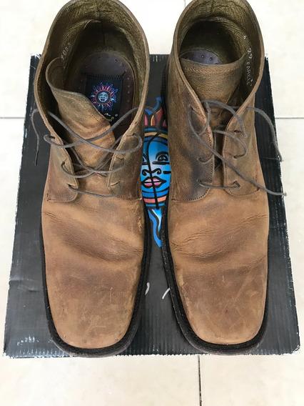 Zapatos Muro Botin Usados En Excelentes Condiciones 29mex