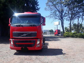 Volvo Volvo Fh12 460 6x2 2014 Roda De Alumínio Único Dono