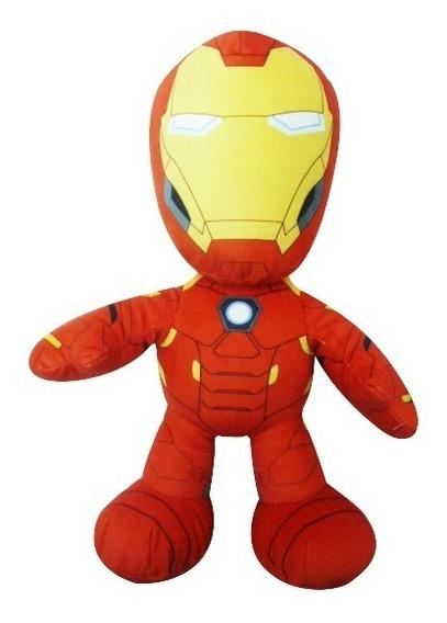 Marvel Peluche Iron Man 10 S2 Atlas Global - Mt1710185