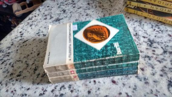 4 Livros Buriti Antigo Teatro Cinema Romance Filosofia