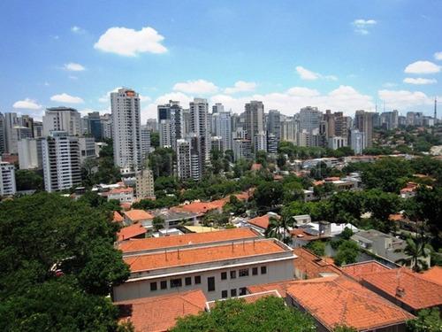 Imagem 1 de 15 de Apartamento - Pacaembu - Ref: 126492 - V-126492