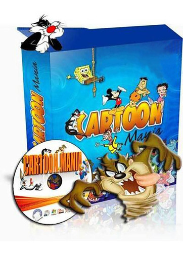 Colección 3500 Vectores De Cartoons Animados  2020