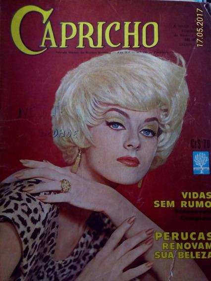 Revista Capricho Fotonovela Antiga E Rara N. 132