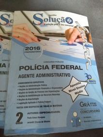 Apostila Policia Federal Agente Administrativo Ed Solução