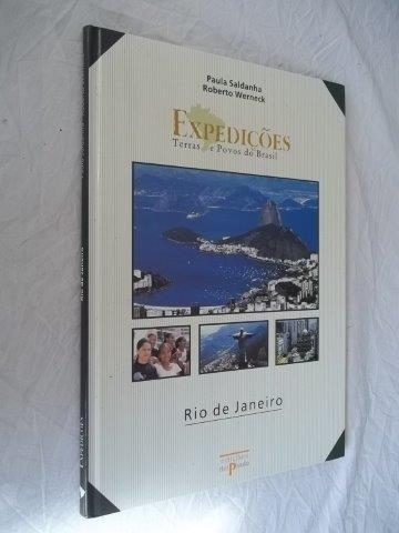 * Expedições - Rio De Janeiro - Livro