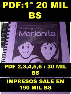 Marianita 123456 Inicial Veo Veo Abejita La Culpa Es D La V