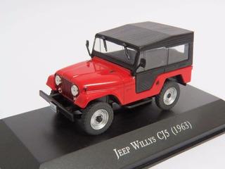 Carros Inesquecíveis Do Brasil Jeep Willys Cj5 1963 Vermelho