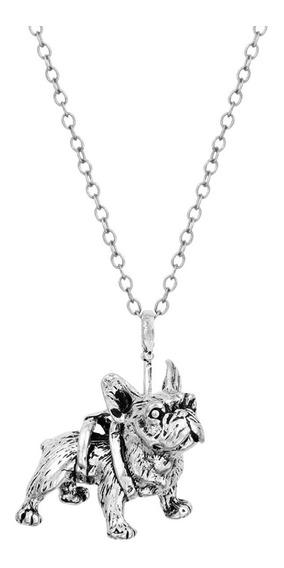 Collar Perro Bulldog Francés - Perrito - Accesorios Anillo