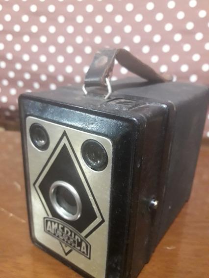 Camera Antiga America Box