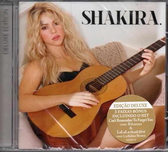 Cd Shakira = Deluxe