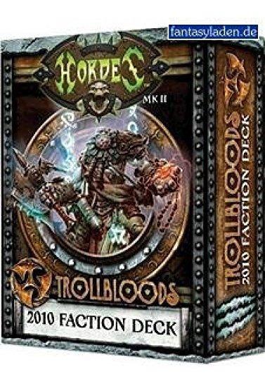 Trollblood Mk Ii 2010 Deck Forces Of Hordes