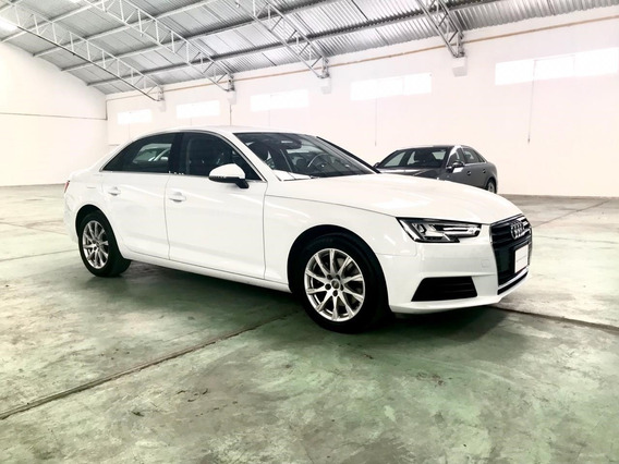 Audi A4 2.0 Tfsi 190 Hp Select Front 2017