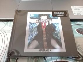 Madonna (cd Doble Deluxe Book Nuevo 2019) Madame X
