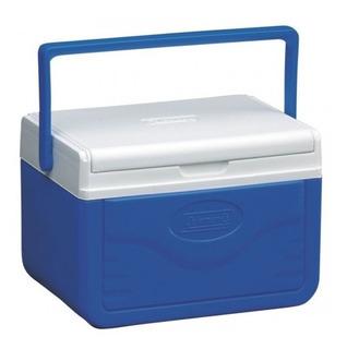 Caixa Térmica Com Termômetro 4,7 Litros Azul - Coleman