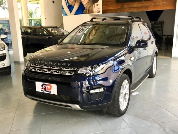 Land Rover Discovery Sport 2.2 16v Sd4 Turbo Diesel Hse 4p