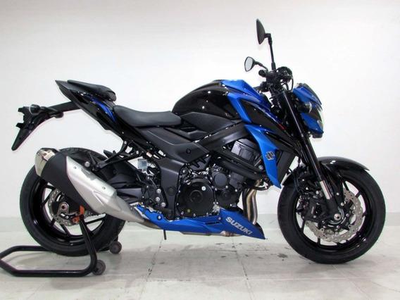 Suzuki Gsx-s750a 2020 Azul