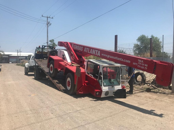 Grua Lrt 110 Terex 7 Ton. 1989, 12 Mts Boom, Pick And Carry