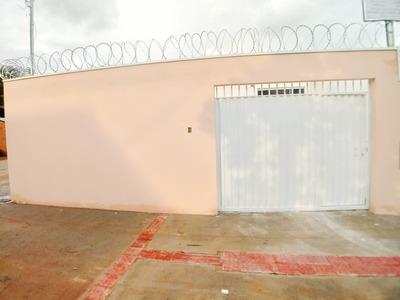 Casa Geminada 03 Quartos Com Suíte No Vale Das Amendoeiras/nacional. - 4962