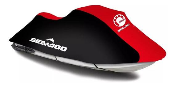 Capa Para Jet Ski Sea Doo Gtr / Gts / Gti Até 2013