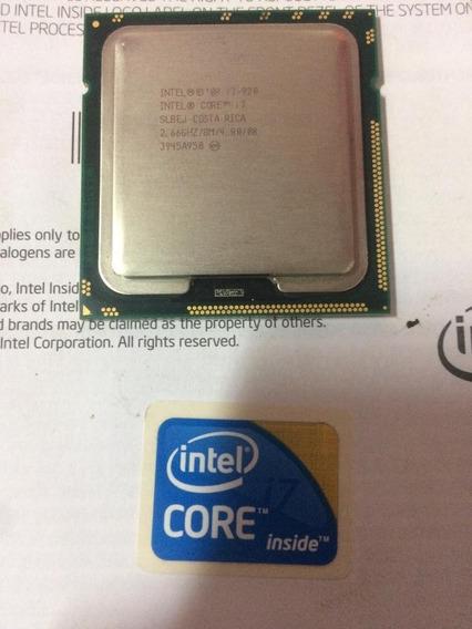 Processador Intel I7 920 Socket 1366