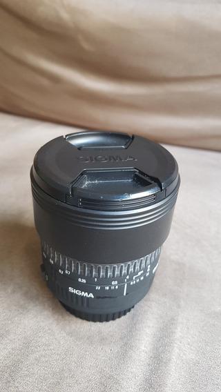 Sigma 15mm 2.8 Em Perfeito Estado Para Uso, Vem Com Parasol!