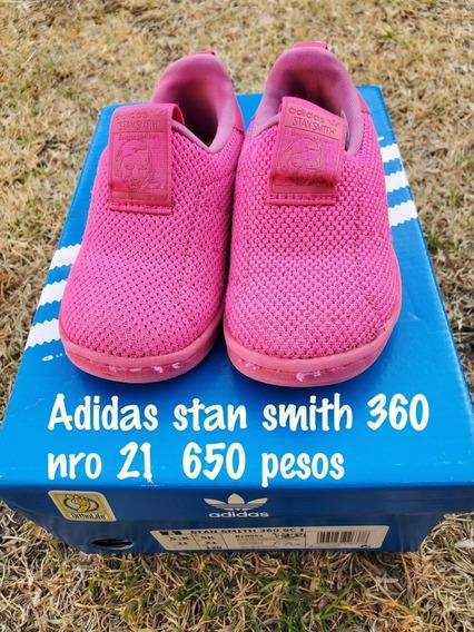 Zapatillas adidas Stan Smith 360 Nro 21