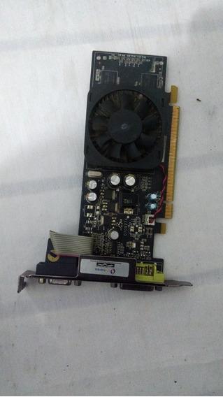 Placa De Video Nividia 512mb Usada / Com Ventuinha Estragada