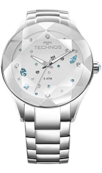 Relógio Technos 2039avdtm/1k Cristal Swarovski Elegance