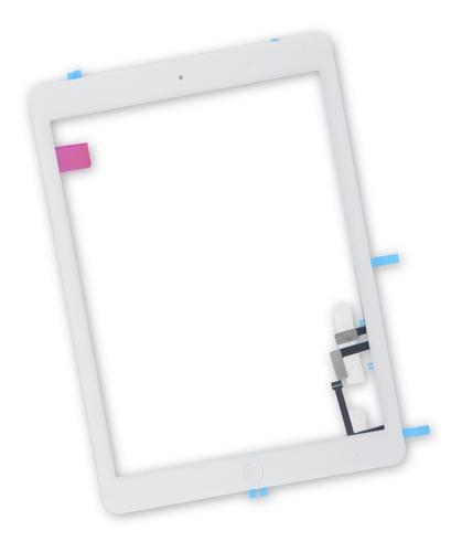 Imagem 1 de 4 de Tela Vidro Touch iPad Air A1474 A1475 iPad 5 A1822 A1823