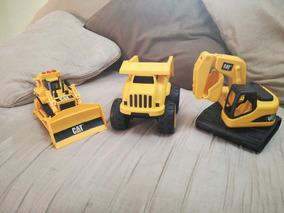 Juguetes Caterpillar Para Niños Camione Retro