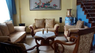 Hermosa Casa Decoracion Oriental Full Equipada. Ceibos Norte