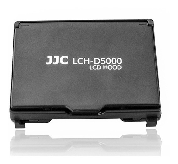 Parasol Para Lcd De Câmera - Jjc Lch-d5000 - Nikon D5000 Sju
