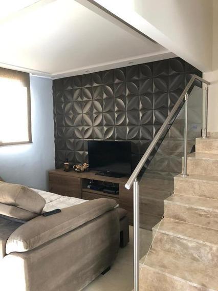 Casa Com 3 Dormitórios À Venda Por R$ 620.000,00 - Parque Rural Fazenda Santa Cândida - Campinas/sp - Ca7169