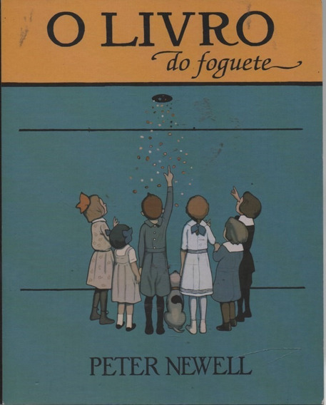 D122 - O Livro Do Foguete - Peter Newell