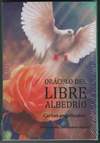 Oráculo Del Libre Albedrío Cartas Angelicales  Karina Acosta