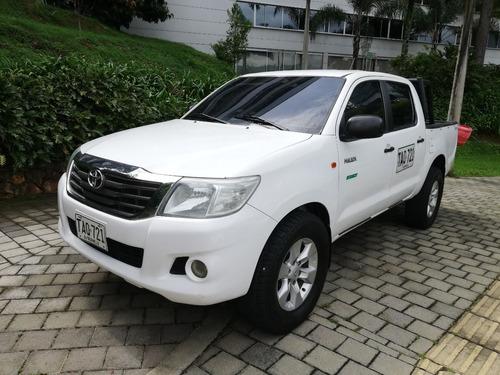 Toyota Hilux 2014 2.5cc Diesel 4x4