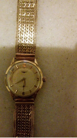 Relógio De Ouro Maciço 18k