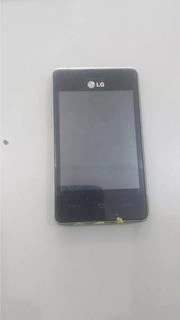 Celular LG T 375 Branco Para Retirar Peças Os 16978