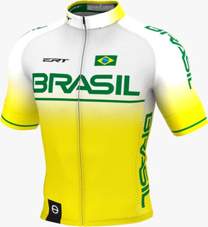 Camisa Ert Elite Brasil 2020 Bike Mtb Ciclismo Lançamento