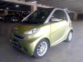 Smart Fourtwo Coupe 2012